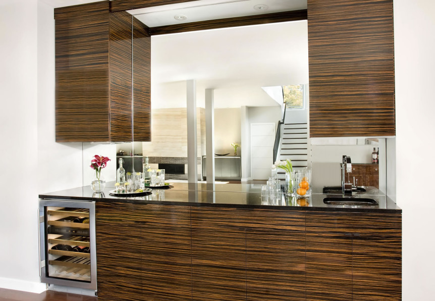 Hartman Buffet - Newton Kitchens & Design