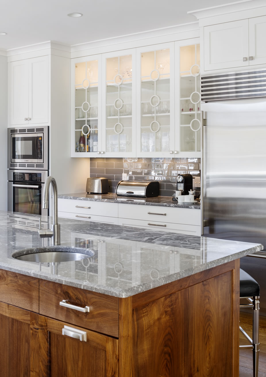 Newton Kitchens & Design - Cushing Rd. - Kitchen