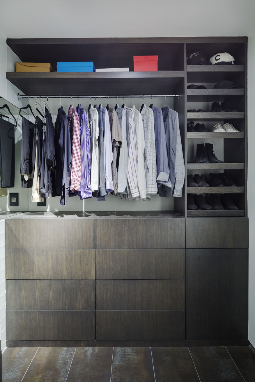 Newton Kitchens & Design - Custom Closet