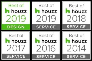 Newton Kitchens & Design Houzz Awards